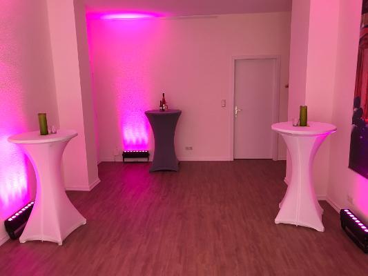 Picture 2 of kleiner charmanter Raum im Herzen Eilbeks für max. 30 Personen