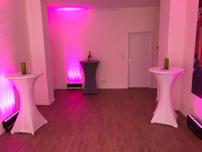 Bild 2 von kleiner charmanter Raum im Herzen Eilbeks für max. 30 Personen