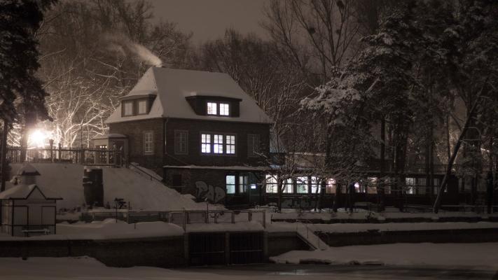 Bild 3 von Veranda im Waldbadhaus