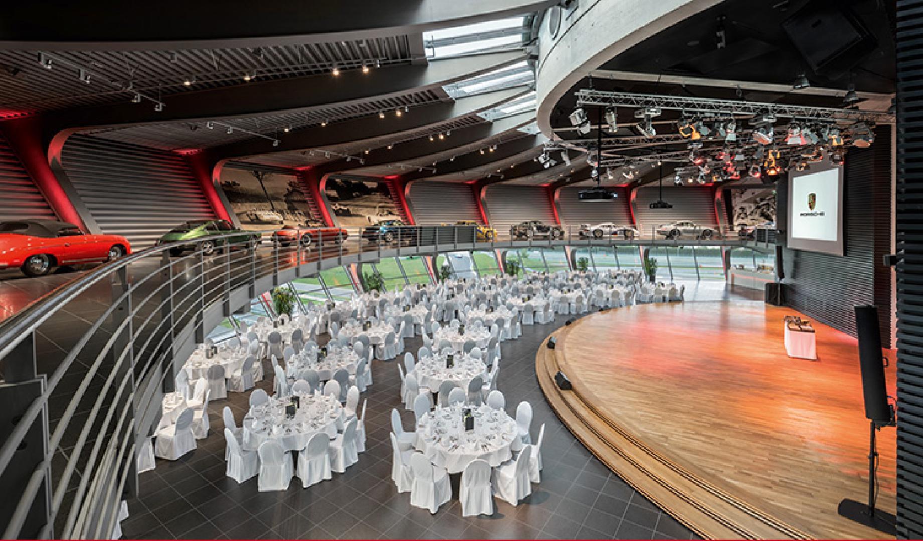 Porsche Auditorium