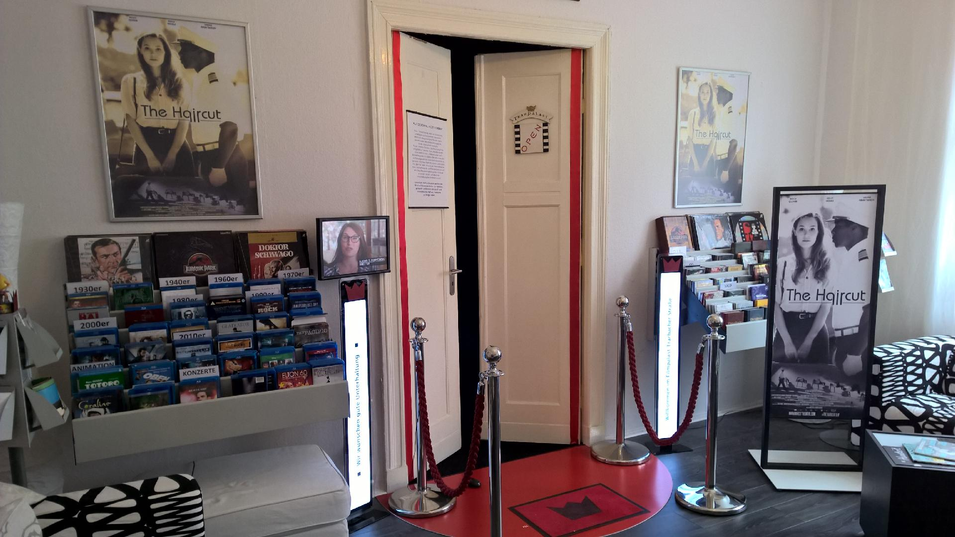 Picture 1 of Trarpalast - Berlin Screening Room inkl. Salon Flügel
