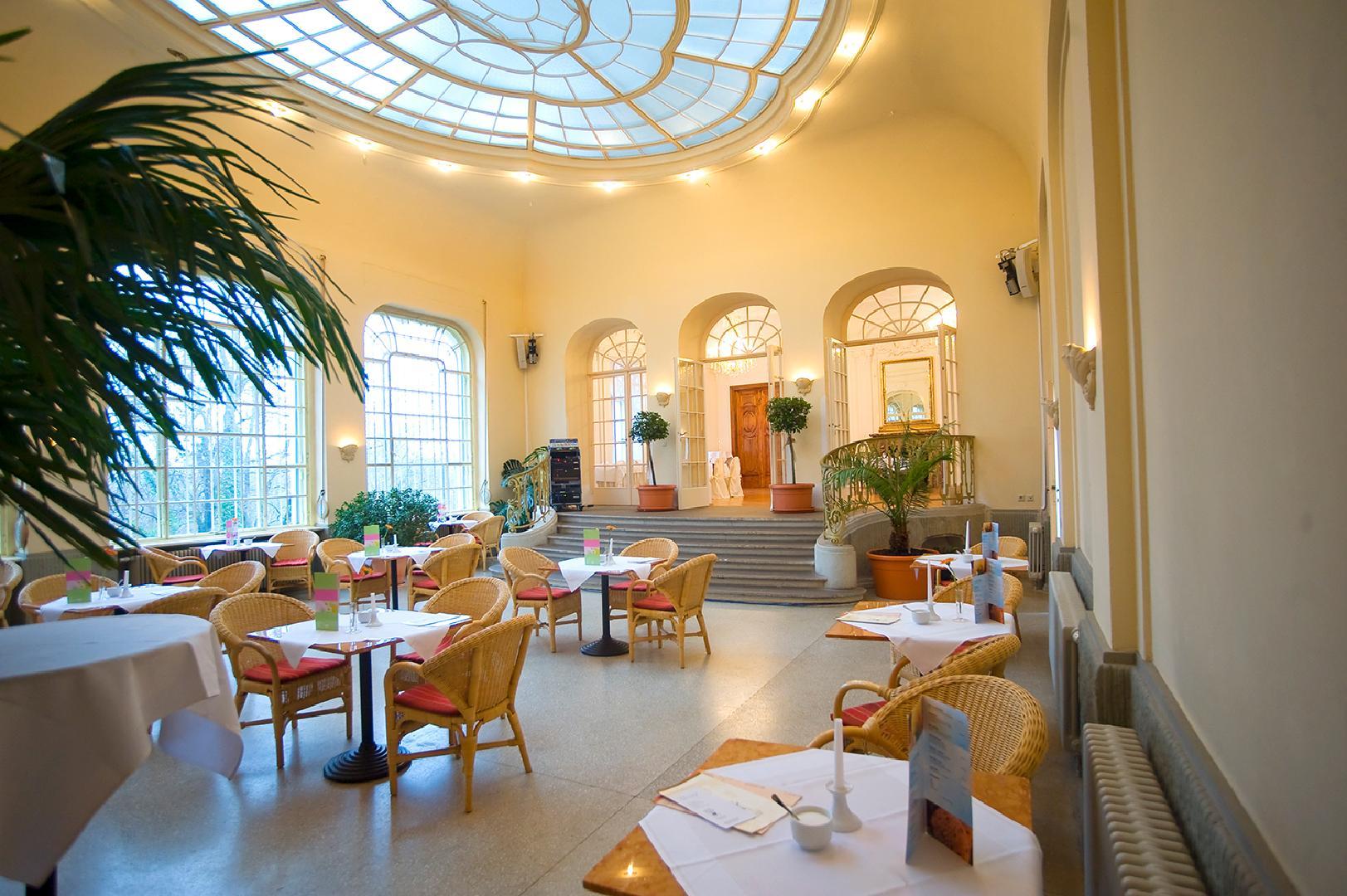 Bild 2 von Restaurant Vitzthum im Schloss Lichtenwalde
