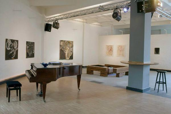 Piano im artloft