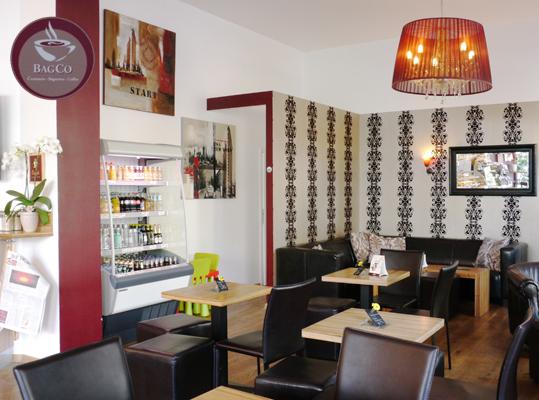 Inenbereich Café