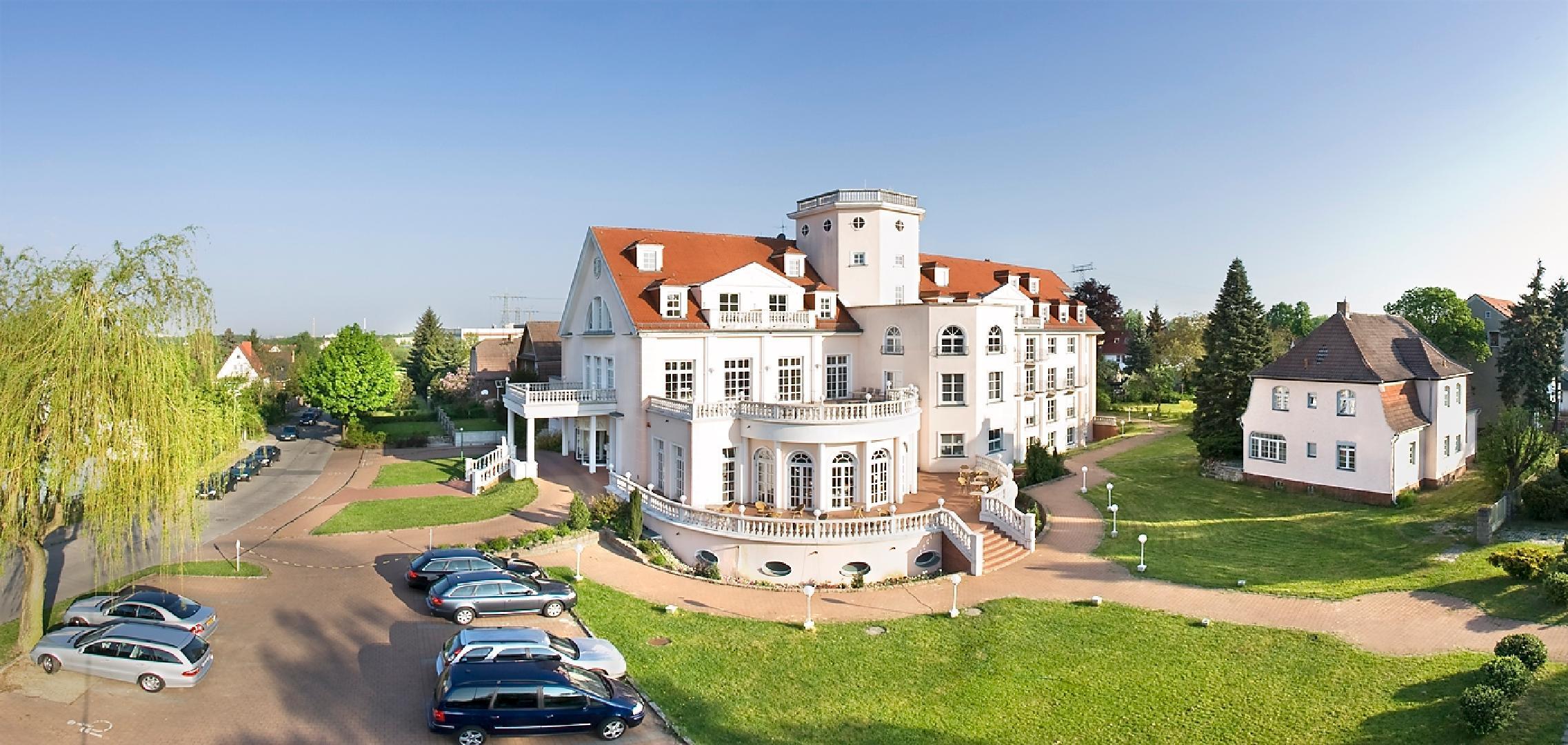 Ansicht Schloss Kaulsdorf