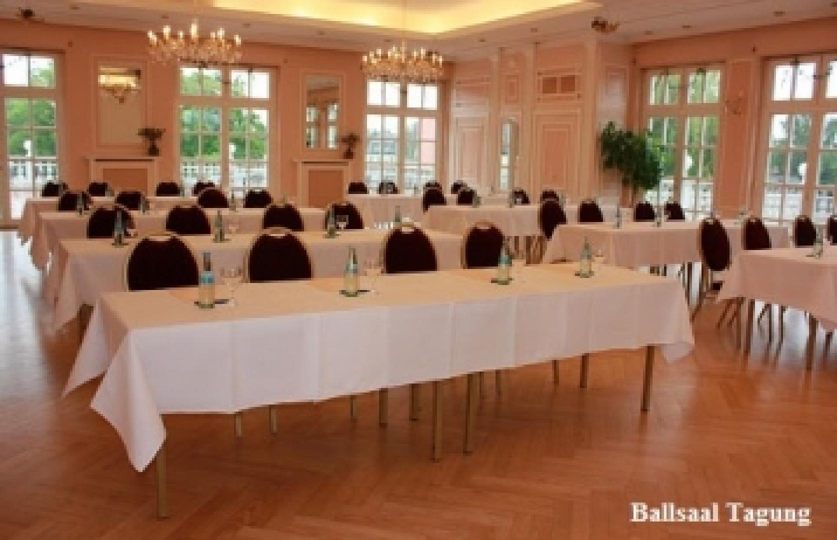 Ballsaal Tagung