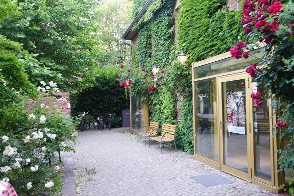 Werkhaus Eingang