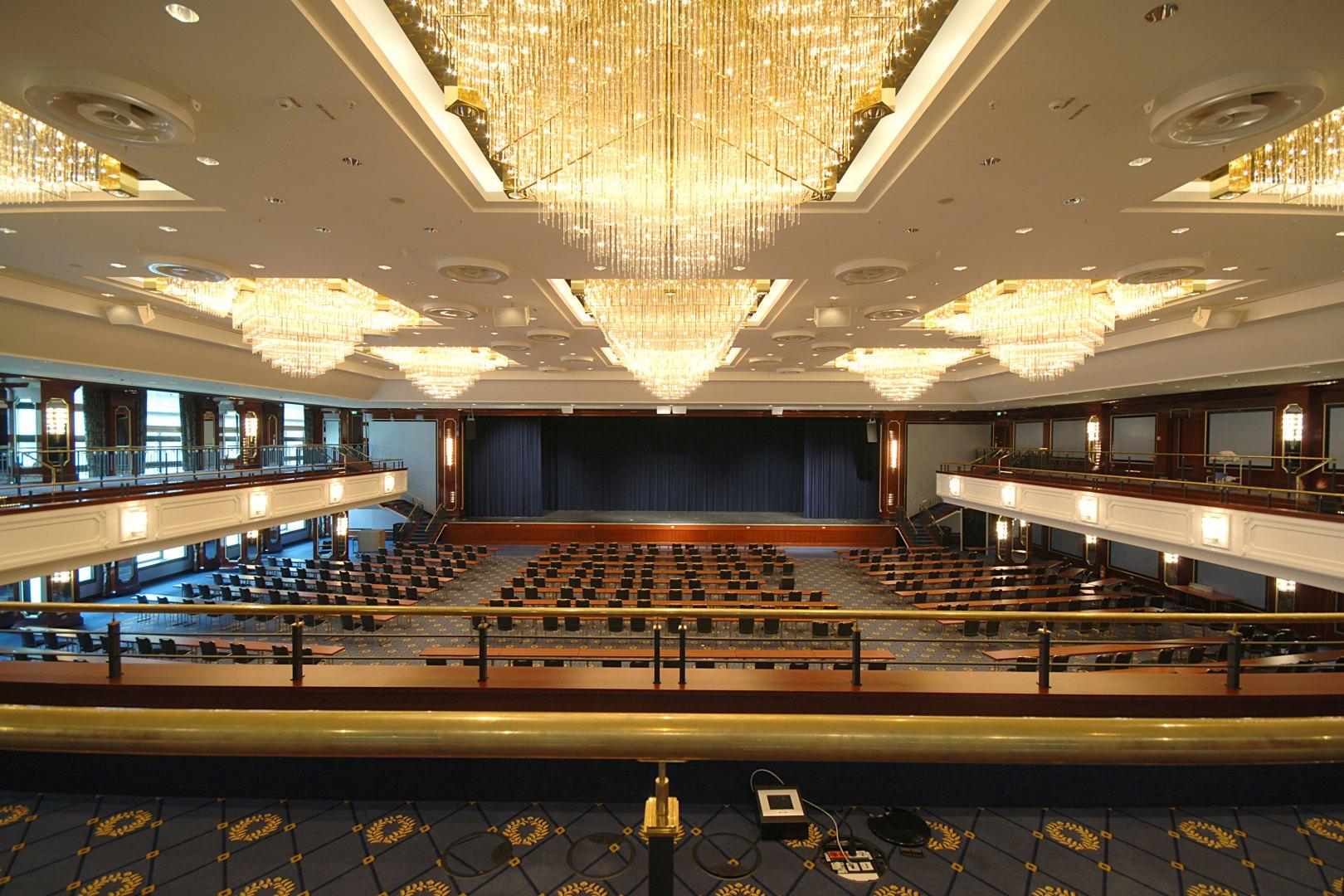 Saal Maritim & Empore; parlamentarisch; Tagung