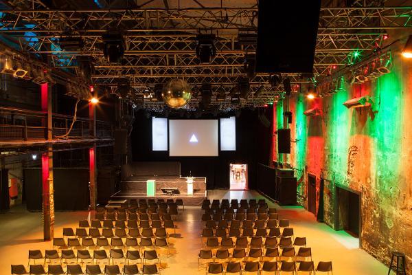 Konferenz im Kesselhaus