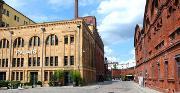 Außenaufnahme Palais und Kesselhaus