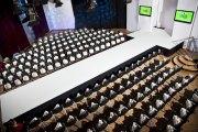 Palais Fashion Show mit Theaterbestuhlung